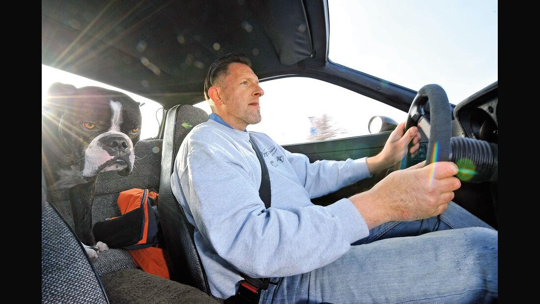 Reiner Telkamp, Cockpit