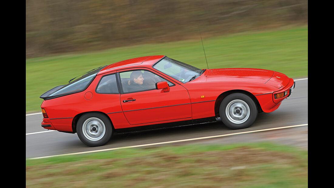 Reiner Telkamp, Porsche 924