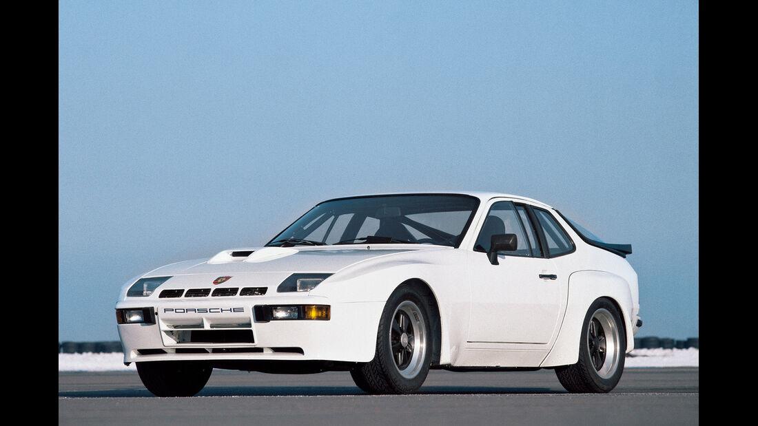Reiner Telkamp, Porsche 924 Carrera GT