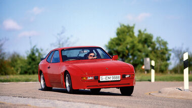 Reiner Telkamp, Porsche 944