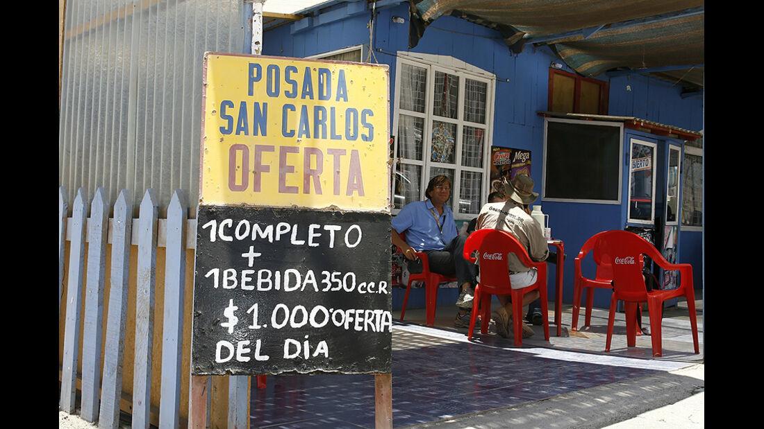 Reise Dakar: Anden-Überquerung