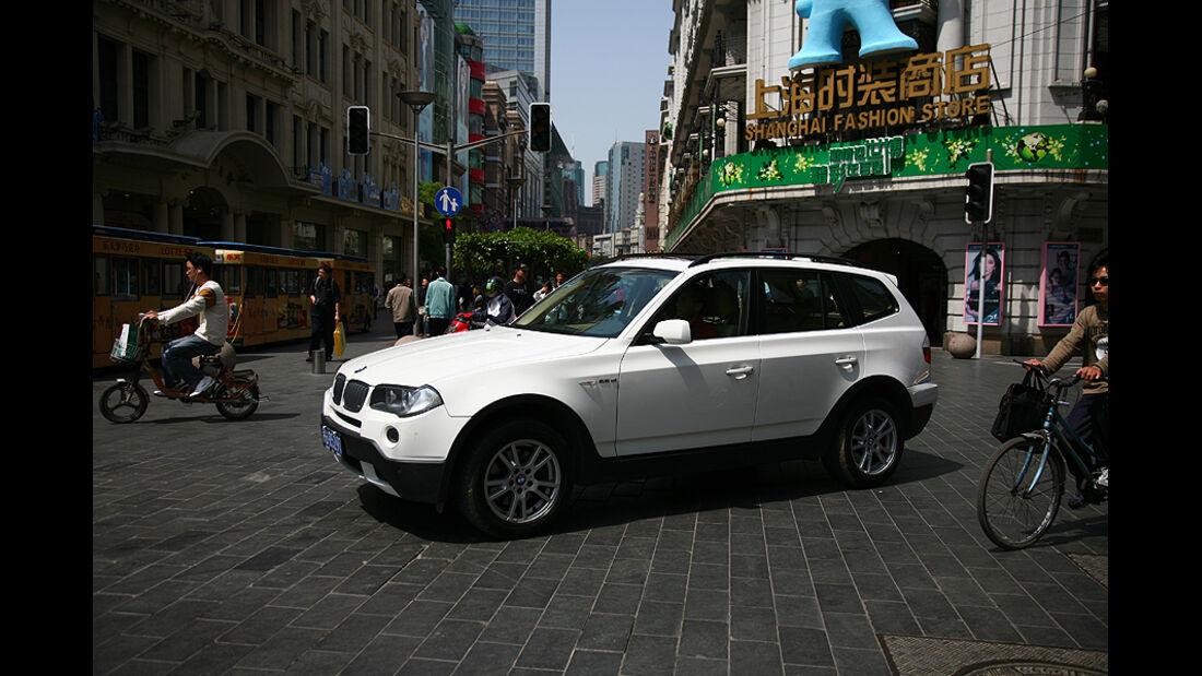 Reise Shanghai