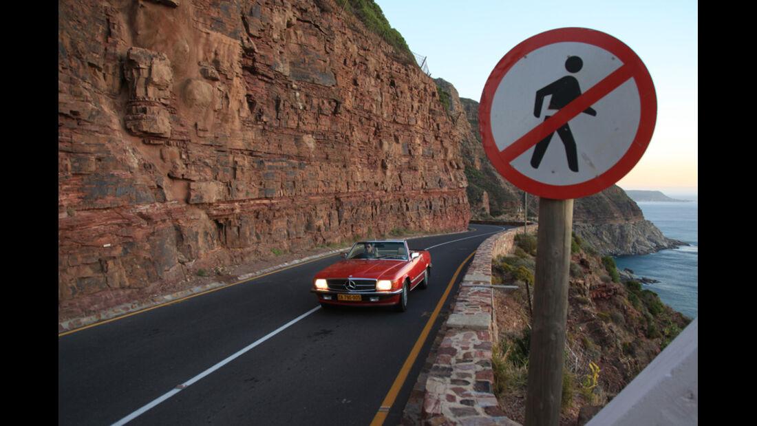 Reise Südafrika, Mercedes-Benz 300 SL