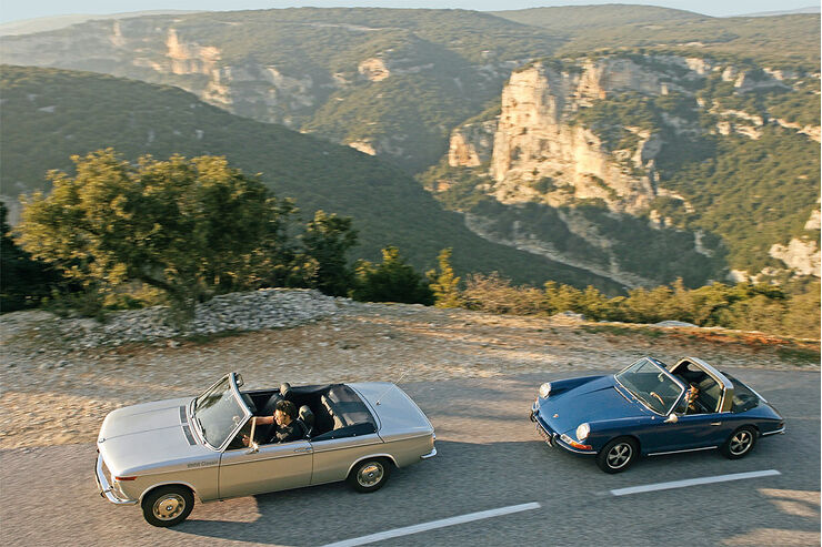 Reise Südfrankreich