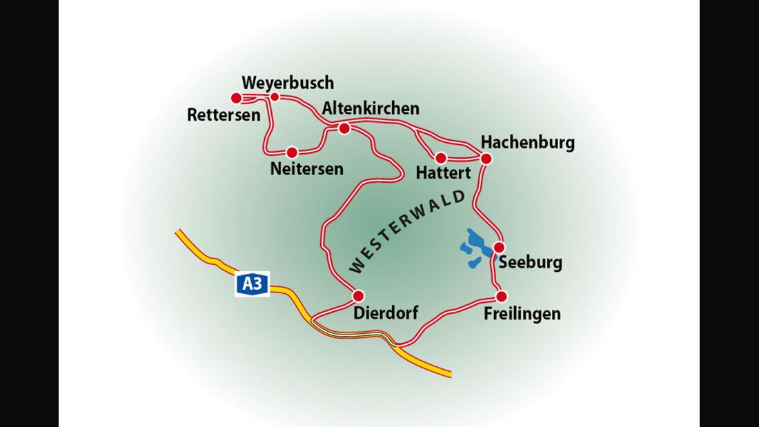 Reise Westerwald