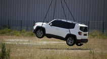 Release the Renegade Jeep Verlosung