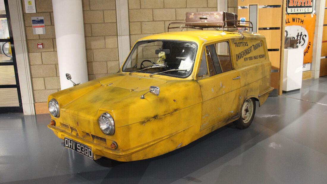 Reliant Regal Supervan 3 im British Motor Museum