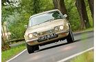 Reliant Scimitar GTE SE, Frontansicht