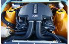 Remmo Autosport-BMW M3 E30 V8, Motor