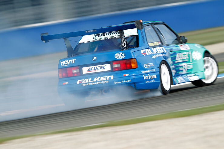 Remmo Niezen, Drifter1DriftChallenge, High Performance Days 2012, Hockenheimring