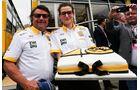 René Arnoux - Renault - Formel 1 - GP England - 16. Juli 2017