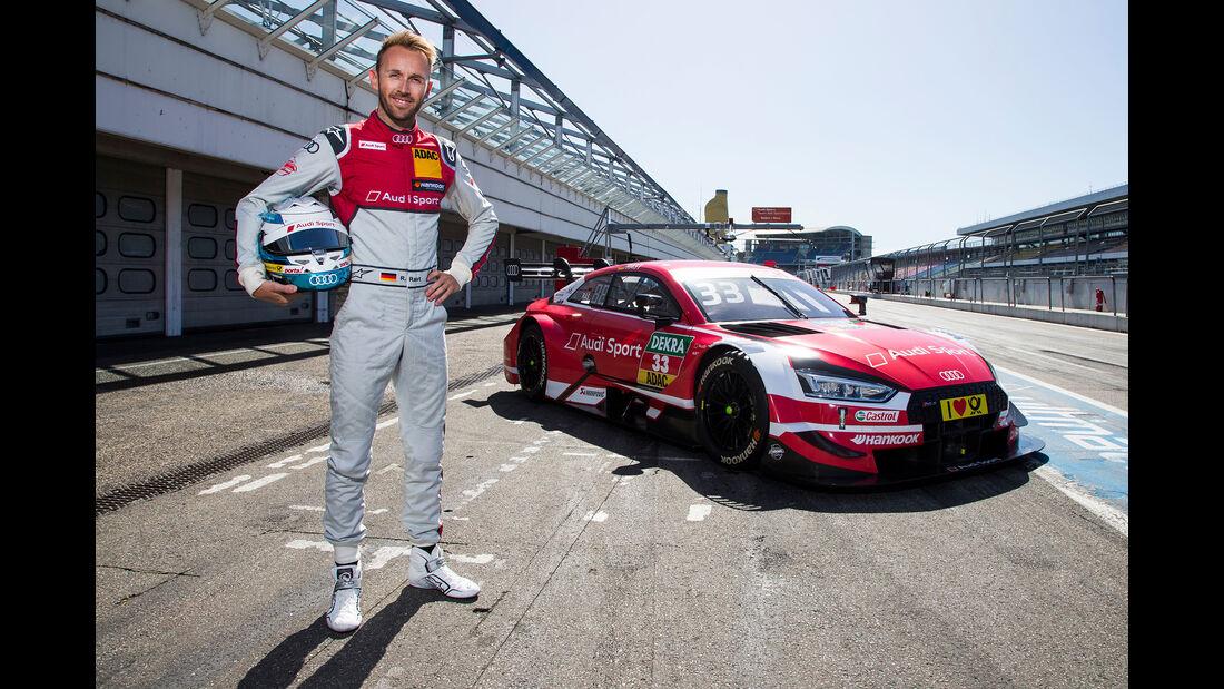 René Rast - Audi - Porträt - DTM 2018