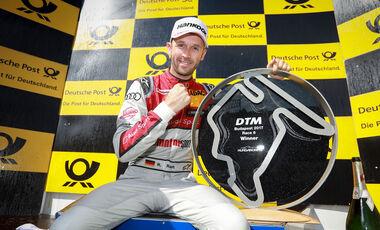 René Rast - DTM Budapest 2017