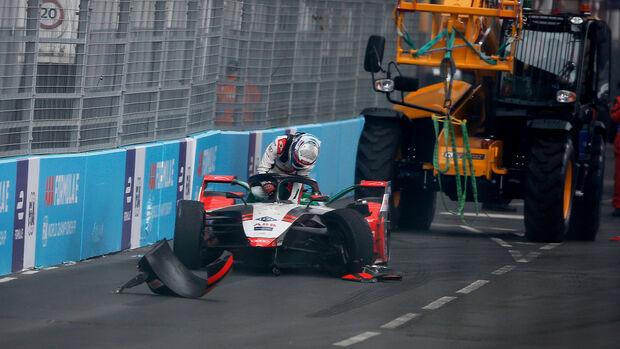 René Rast - Formel E - London 2021