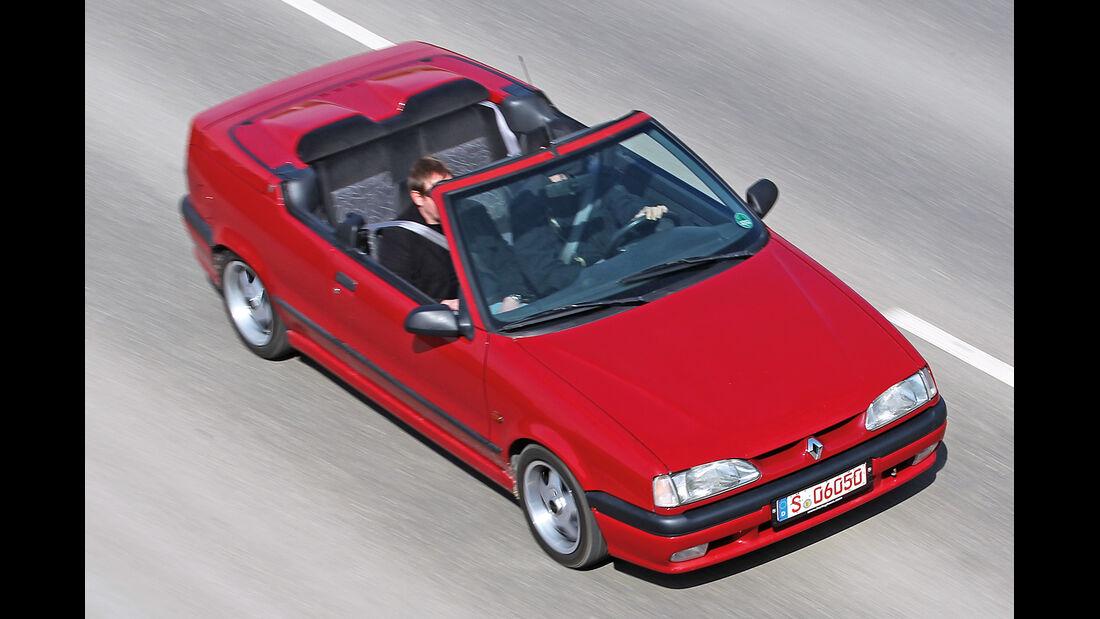 Renault 19 Cabrio, Frontansicht
