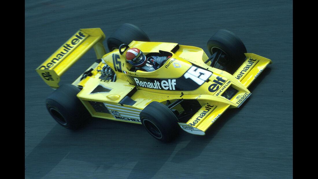 Renault - 1978 - GP Italien - F1