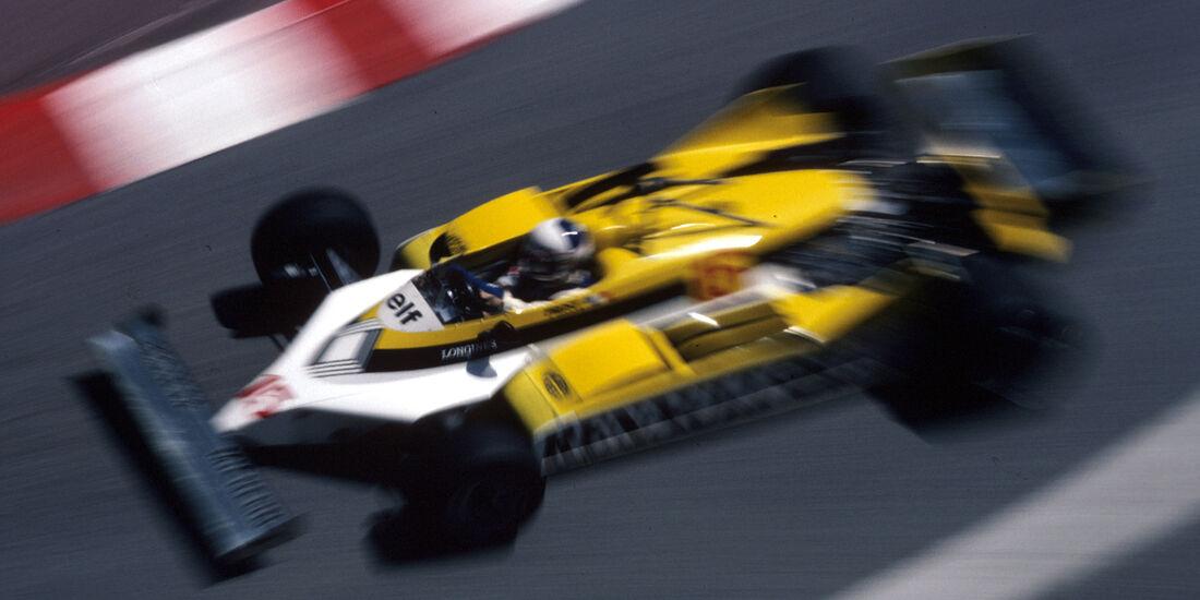 Renault - 1981 - GP Monaco - F1