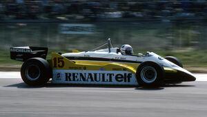 Renault - 1982 - GP Belgien - Zolder - F1
