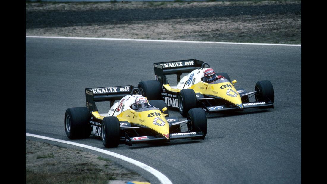 Renault - 1983 - GP Holland - Zandvoort - F1