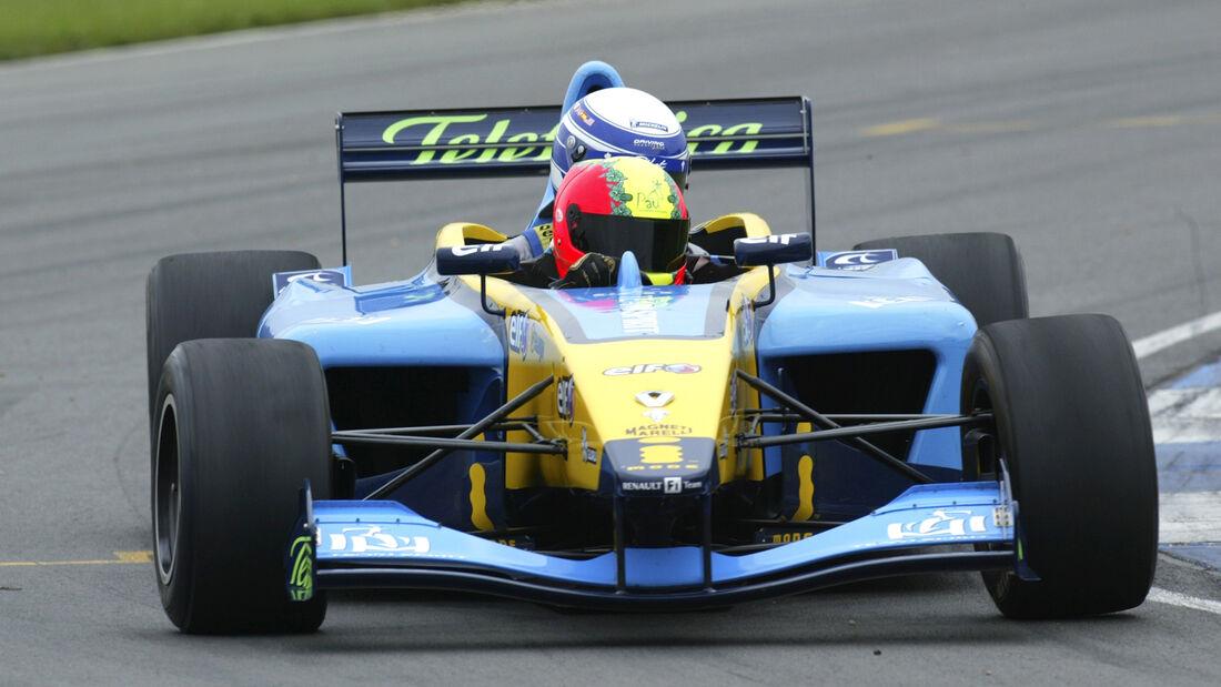 Renault 2-Sitzer - F1
