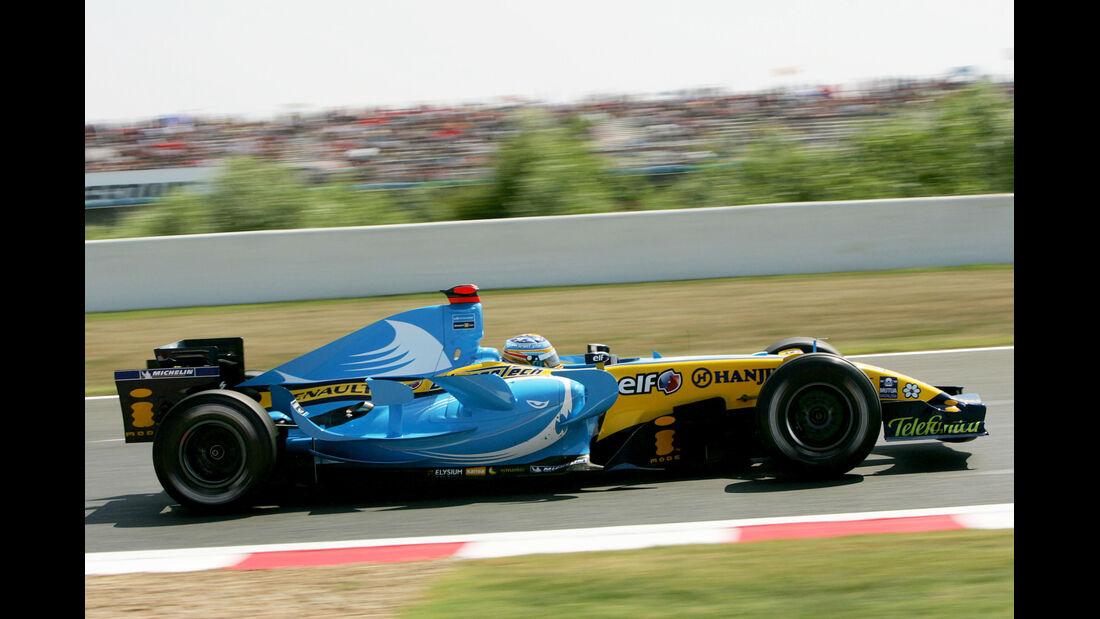 Renault - 2006 - GP Frankreich - Formel 1