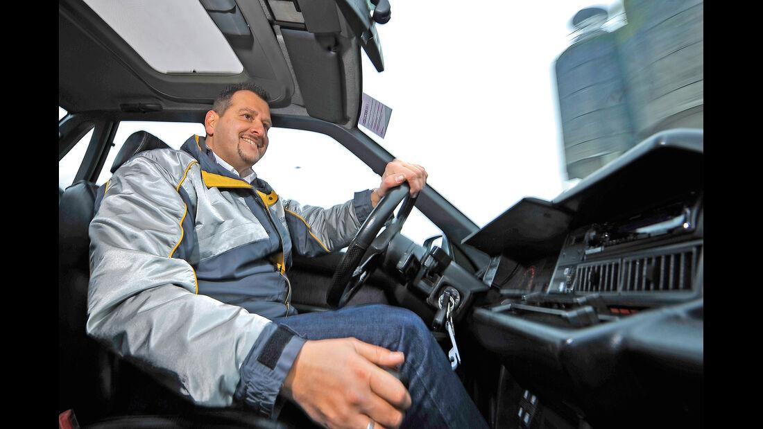Renault 21, Cockpit