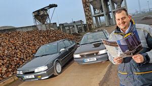 Renault 21 Exclusiv, Renault 21 Turbo, Dominik Walter