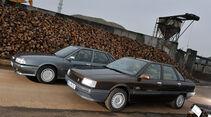 Renault 21 Exclusiv, Renault 21 Turbo, Seitenansicht
