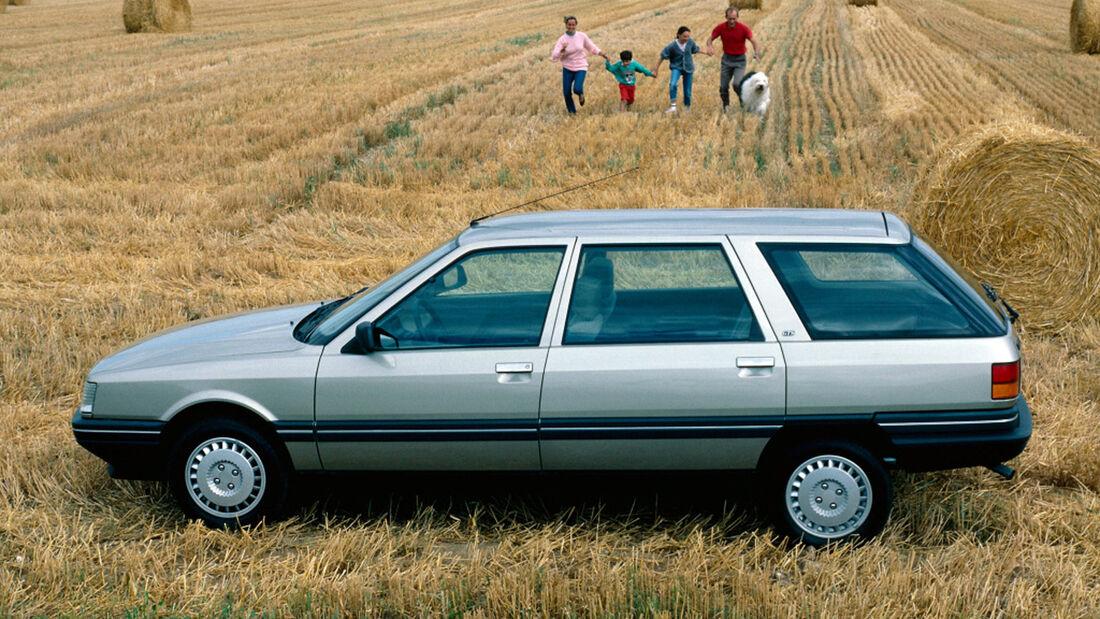 Renault 21 Nevada Kombi