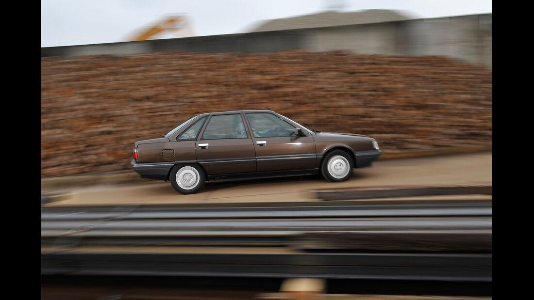 Renault 21, Seitenansicht