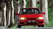 Renault 21 Turbo, Frontansicht