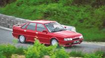 Renault 21 Turbo, Seitenansicht