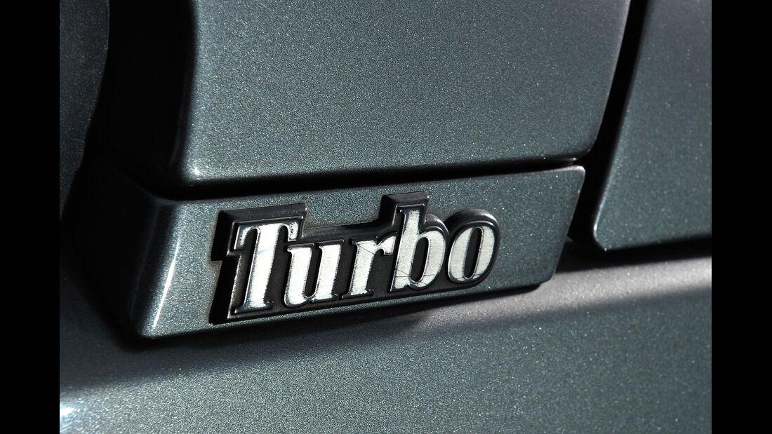 Renault 21 Turbo, Typenbezeichnung