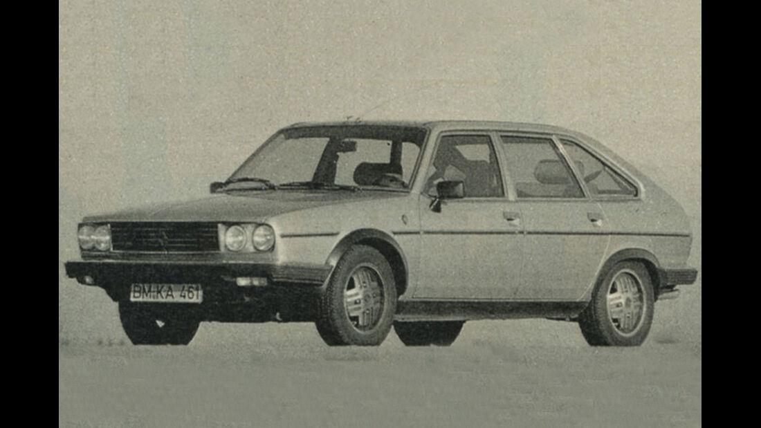 Renault, 30 Turbodiesel, IAA 1981
