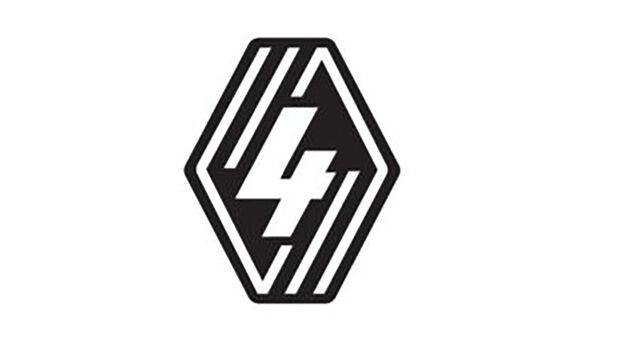 Renault 4 Logo Patent