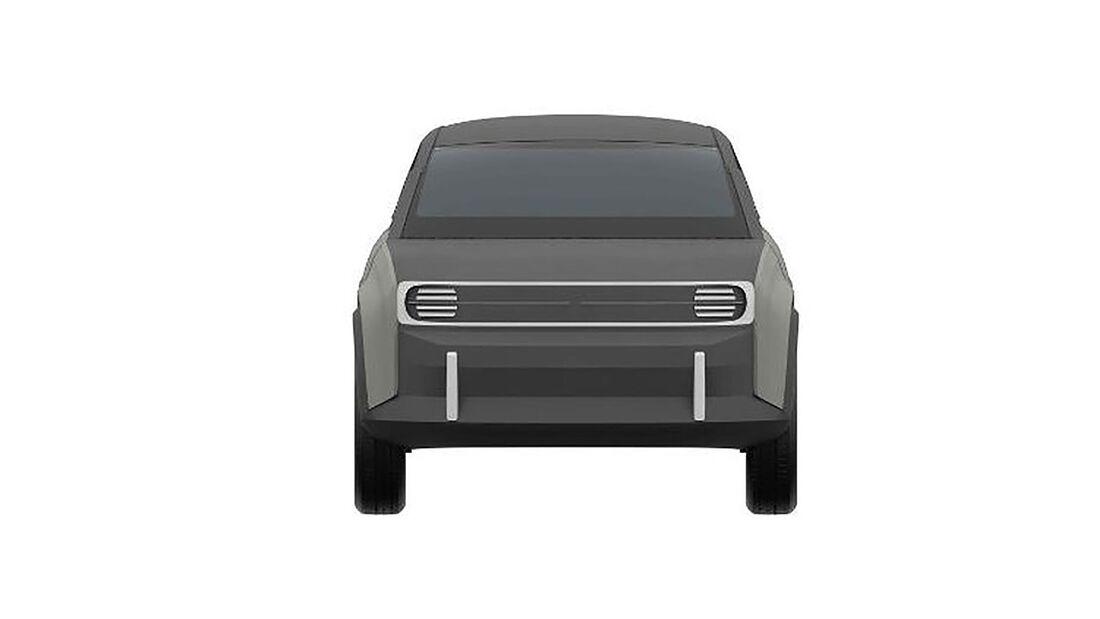 Renault 4 Patentbilder