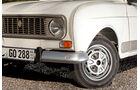 Renault 4, Vorderrad, Felge