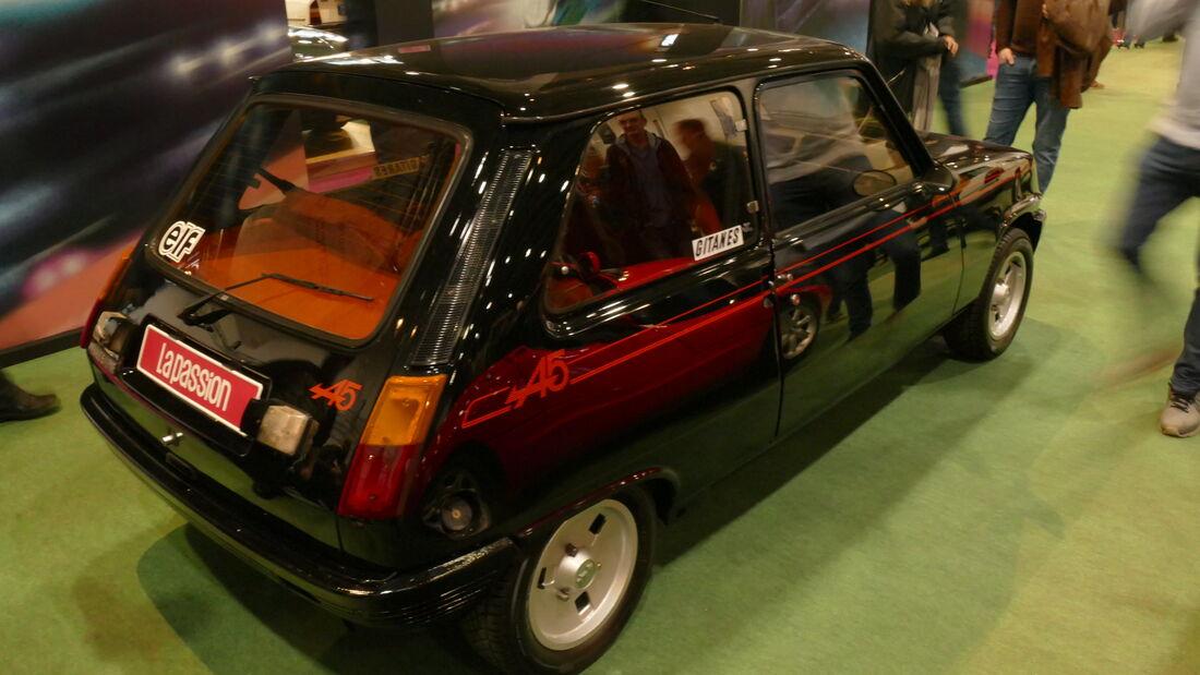 Renault 5 Alpine auf der Bremen Classic Motorshow 2020