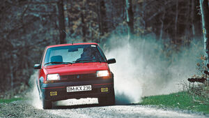 Renault 5 GT Turbo, Frontansicht