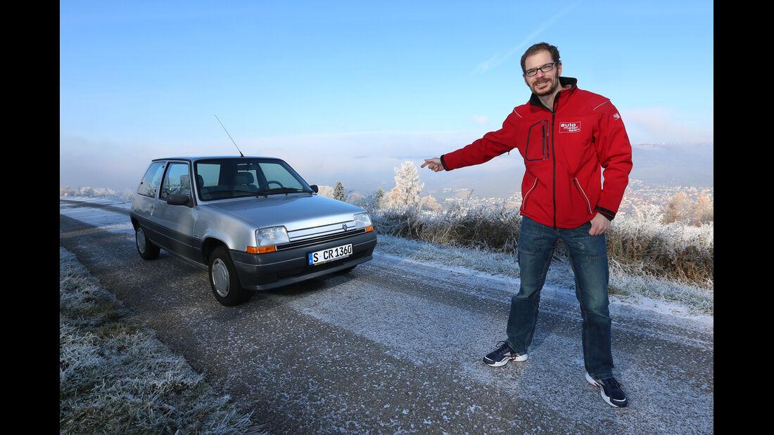 Renault 5 GTL, Frontansicht, Sebastian Renz