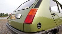 Renault 5 GTL, Heck
