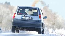 Renault 5 GTL, Heckansicht