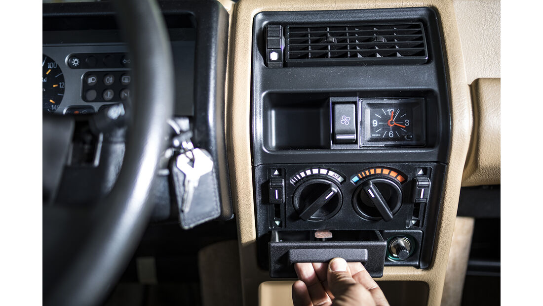 Renault 5 GTL, Interieur