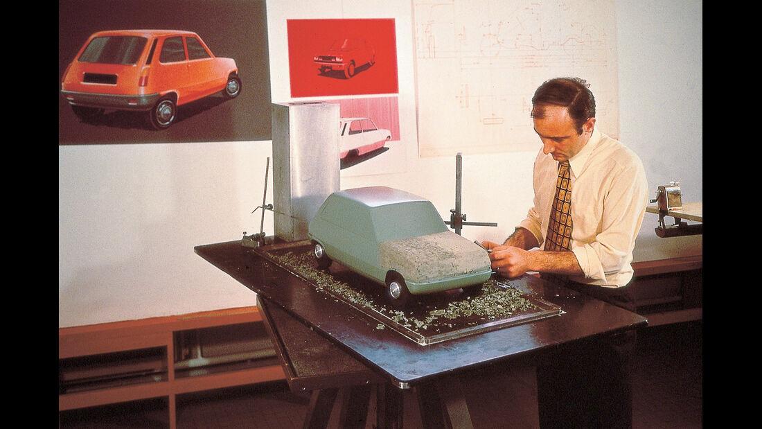 Renault 5 GTL, Michel Boué