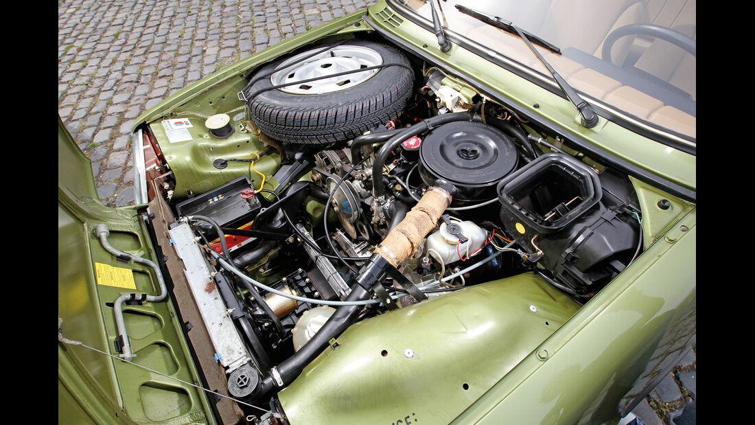 Renault 5 GTL, Motor