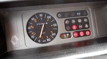 Renault 5 GTL, Rundinstrumente, Tacho