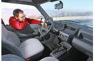 Renault 5 GTL, Sebastian Renz, Cockpit