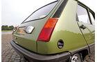 Renault 5, Heck, Heckleuchte