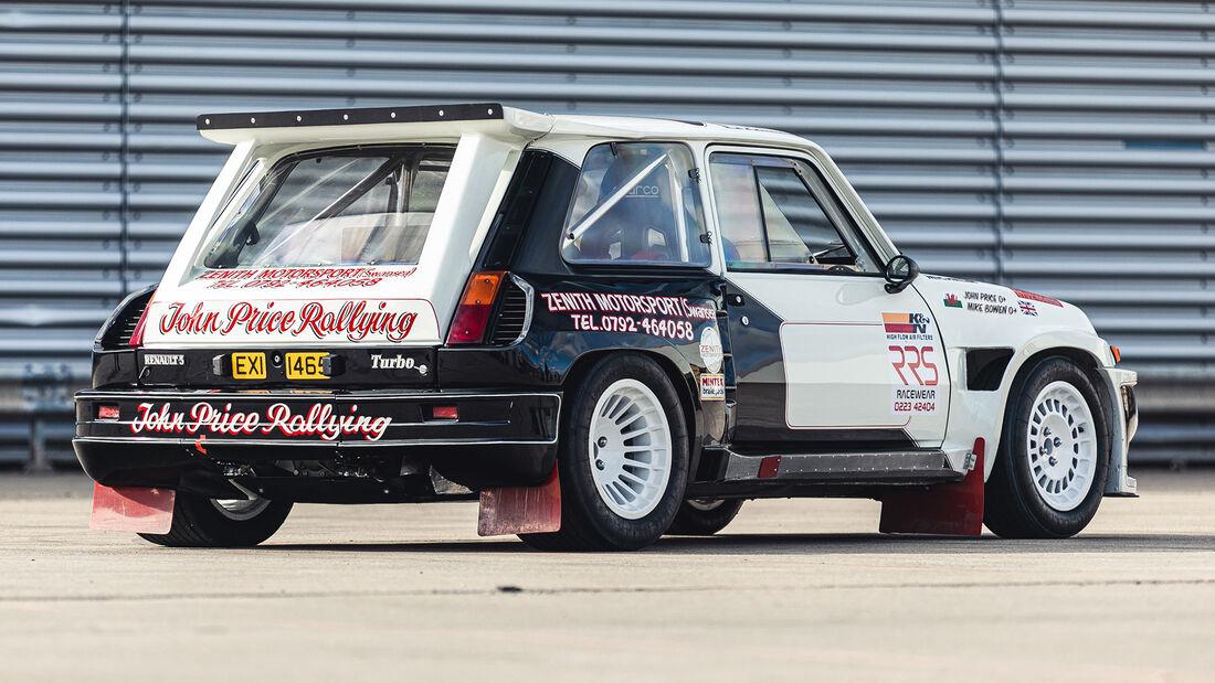 Renault 5 Maxi Turbo John Price 1984 - Silverstone Auctions