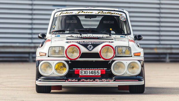 Renault 5 Maxi Turbo John Price 1984 - Silverstone Auctions